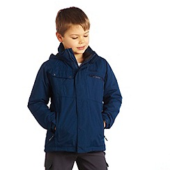 Regatta - Blue wing alfie jacket