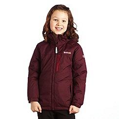Regatta - Dk burgundy dancealong jacket