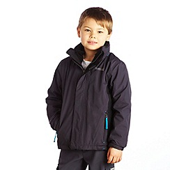 Regatta - Ash/black luca ii 3 in 1 jacket