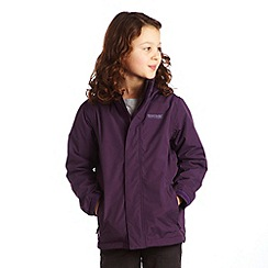 Regatta - Plum wine westburn ii jacket