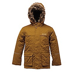 Regatta - Gold cumin doofus jacket