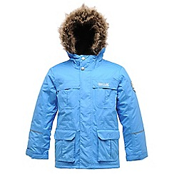 Regatta - French blue doofus jacket