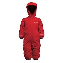 Regatta - Pepper splosh ii waterproof insulated onesie