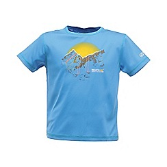 Regatta - French blue kids unisex abis t shirt