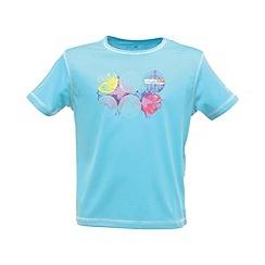 Regatta - Atoll blue kids unisex abis t shirt