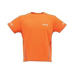 Regatta - Orange kids unisex gantu t shirt