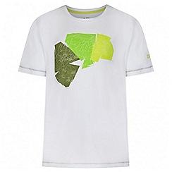 Regatta - Kids White Bobbles print t-shirt