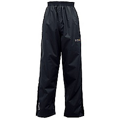 Regatta - Black chandler overtrouser