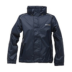 Regatta - Navy fieldfare waterproof shell