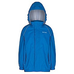Regatta - Kids Blue fieldfare lghtweight jacket