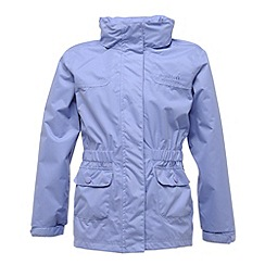 Regatta - Soft purple mayflower jacket