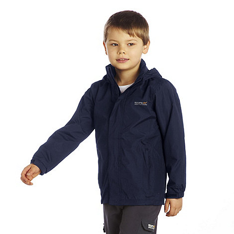 Regatta - Midnight greenhill jacket