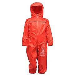 Regatta - Pepper puddle iii waterproof onesie
