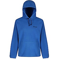 Regatta - Blue Mitton hooded fleece