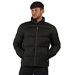 Regatta - Black Geodesy lightweight jacket