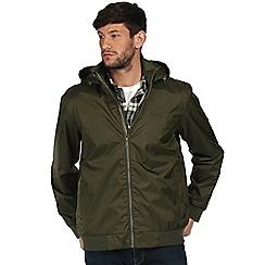 Regatta - Khaki hektor waterproof jacket