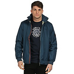 Regatta - Blue hektor waterproof jacket