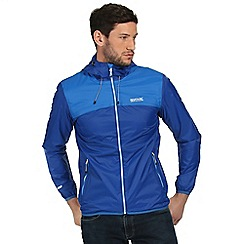 Regatta - Blue dangelo waterproof jacket
