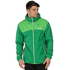 Regatta - Green dangelo waterproof jacket