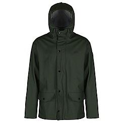 Regatta - Green Edrik waterproof jacket