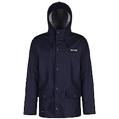 Regatta - Navy Edrik waterproof jacket