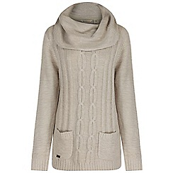 Regatta - Natural Winter knit jumper