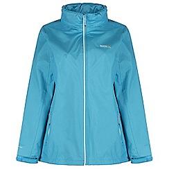Regatta - Aqua kelsie waterproof jacket