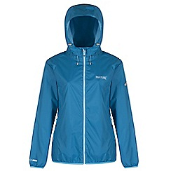 Regatta - Blue Jazmine waterproof jacket