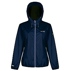 Regatta - Navy Jazmine waterproof jacket