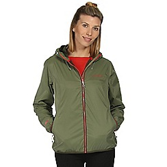 Regatta - Green Jazmine waterproof jacket