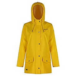 Regatta - Yellow Edrik waterproof mac