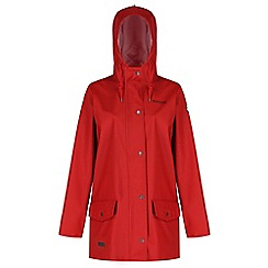 Regatta - Red Edrik waterproof mac