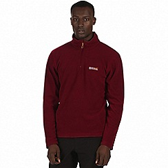 Regatta - Burgundy 'Thompson' fleece