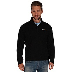 Regatta - Black thompson fleece