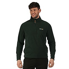 Regatta - Dark green Thompson fleece