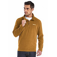 Regatta - Mustard thompson fleece