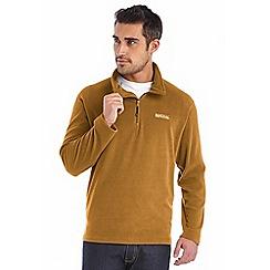 Regatta - Mustard thompson fleece