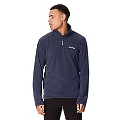 Regatta - Navy thompson fleece