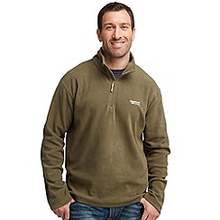 Regatta - Khaki green thompson fleece