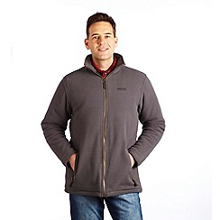 Regatta - Seal grey alfred fleece