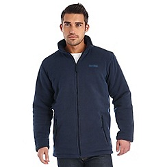 Regatta - Navy alfred fleece