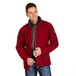 Regatta - Delhi red pinecrest fleece