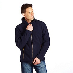 Regatta - Navy pinecrest fleece