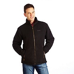 Regatta - Black pinecrest fleece