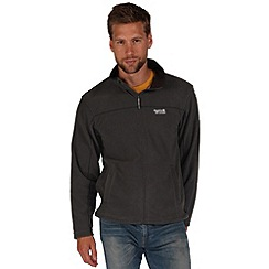 Regatta - Seal grey fairview full zip fleece jacket