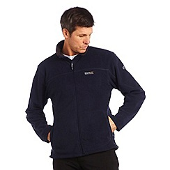 Regatta - Navy fairview fleece