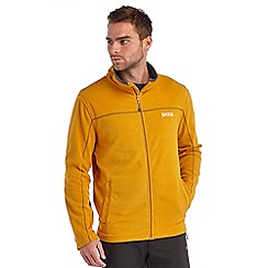 Regatta - Mustard fairview fleece