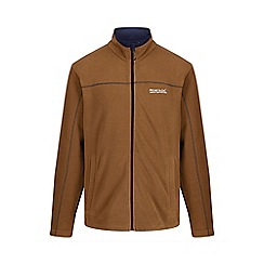 Regatta - Dark camel fairview fleece