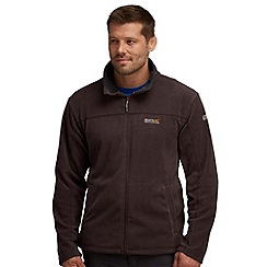Regatta - Brown fairview fleece