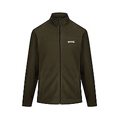 Regatta - Khaki green fairview fleece